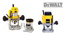 DeWalt milling machines