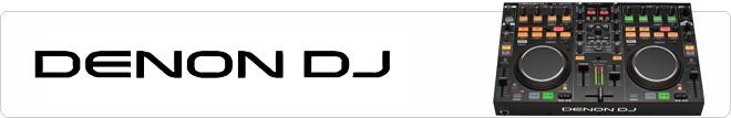 Denon DJ-controller