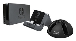 Opladers voor Nintendo Switch controllers