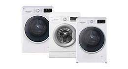 LG wasmachines