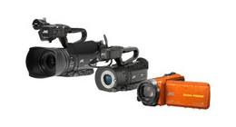 JVC camcorders
