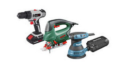 Tous les outils électriques