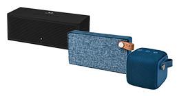 Fresh n Rebel bluetooth speakers