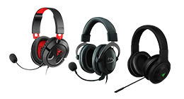 Casques gamer