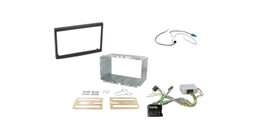 Car radio installation kits