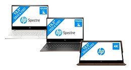 HP Spectre laptops