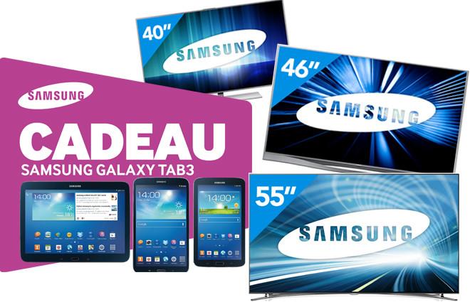 Gratis Galaxy Tab3