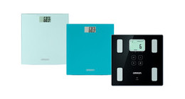 Omron personal scales