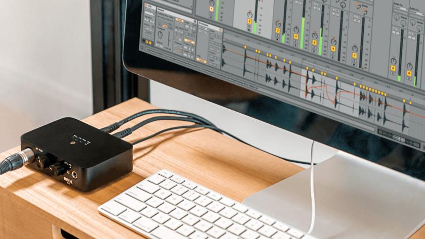 De specificaties van een audio interface