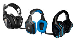Gaming headsets for PC