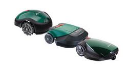 Robomow robot mowers