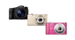 Sony digitale compactcamera's