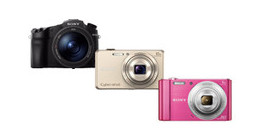 Sony compactcamera's
