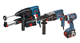 Bosch Blauw boormachines