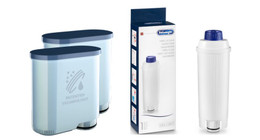 Water filters for coffee machines
