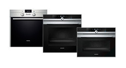 Siemens ovens