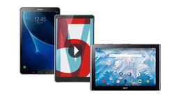 Alle tablets