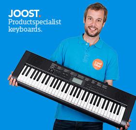 Product specialist bij Keyboardspecialist.nl