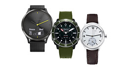 Hybrid watches