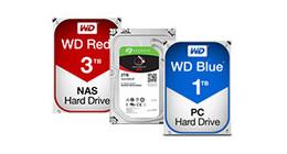 Interne HDD's voor PS4