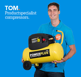 Product specialist bij Compressorcenter.be