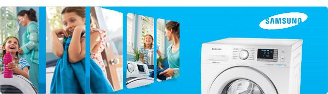 Alles over Samsung wasmachines