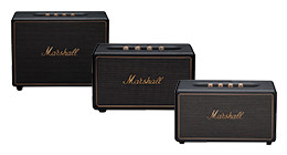 Marshall wifi speakers