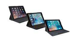 Logitech tablet hoezen met toetsenbord