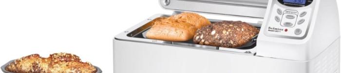 Broodbakmachine sfeerbeeld