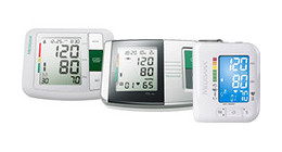 Medisana blood pressure monitors