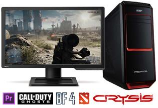 Gaming-desktops
