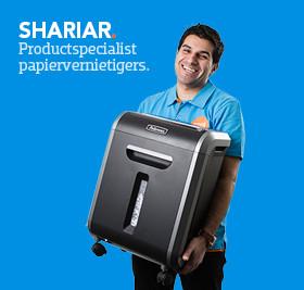 Product specialist bij Papiervernietigerstore.be