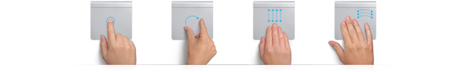 Apple OS X Multi-Touch