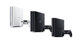 All PS4 consoles