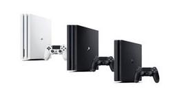 Alle PS4 consoles