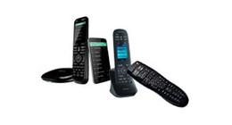 Logitech televisie afstandsbedieningen