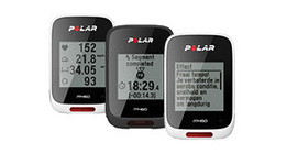 Polar fietscomputers