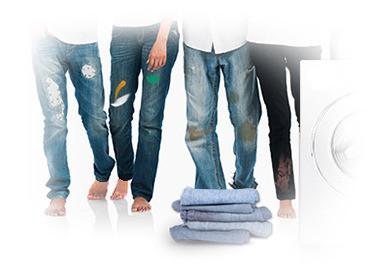Advies wasmachines vulgewicht