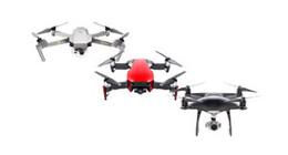DJI drones