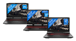 HP Omen laptops