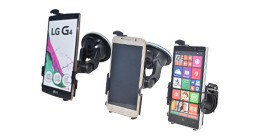 Universal phone mounts