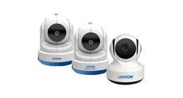 Luvion camera's voor babyfoon