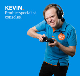 Product specialist bij Consoleshop.be