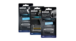 Braun trimmer combs