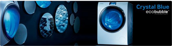 Samsung Crystal Blue