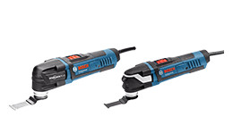Bosch Blauw multitools