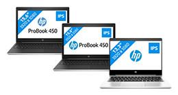 HP ProBook laptops