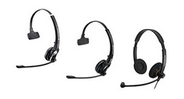 Sennheiser office headsets