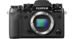 For Fujifilm mirrorless cameras