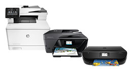 HP all-in-one printers